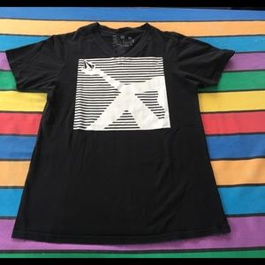 Womens Volcom Shirt Size Small Color Black